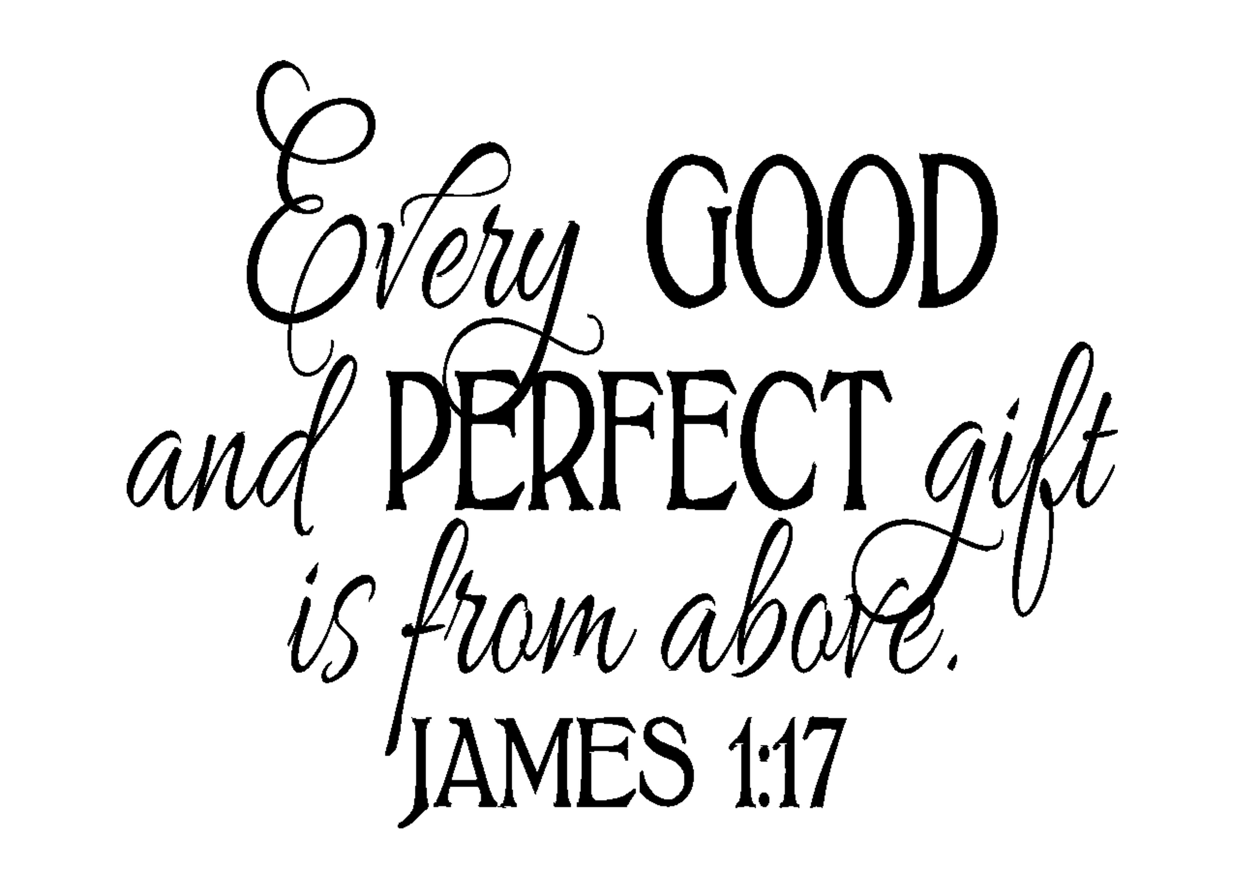 James 1 17 Allura Bolton