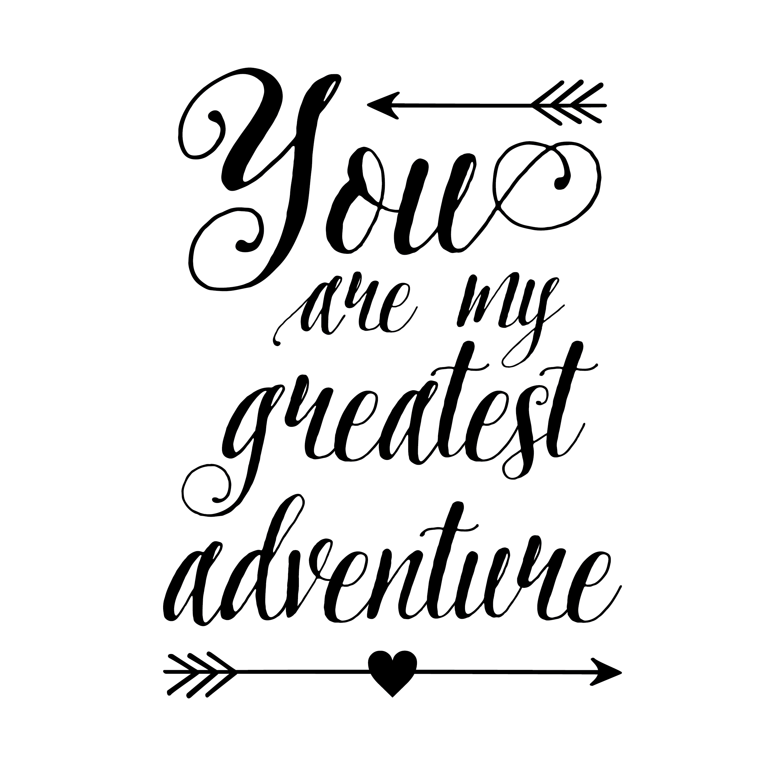 Nursery Wall Stickers Next You Are My Greatest Adventure Vinyl Wall Decal From Wild